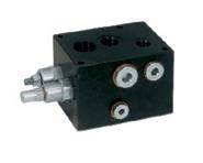 Afbeelding van Drukbegrenzingsventiel twee pompen VABP FL10