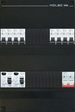 Afbeelding van EMAT 8 Groepenkast 1 fase met hoofdschakelaar