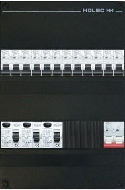 Afbeelding van EMAT 12 Groepenkast 1 fase MEt hoofdschakelaar
