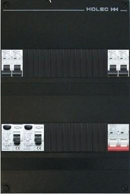 Afbeelding van Emat 4 Groepenkast 1 fase met hoofdschakelaar XL