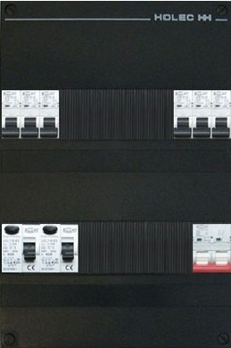 Afbeelding van EMAT 6 Groepenkast 1 Fase met Hoofdschakelaar