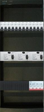 Afbeelding van EMAT 12 groepenkast 3 fase met hoofdschakelaar