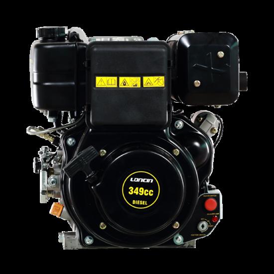 Afbeelding van PTM350DPRO 7pk dieselmotor (professional series) by Loncin