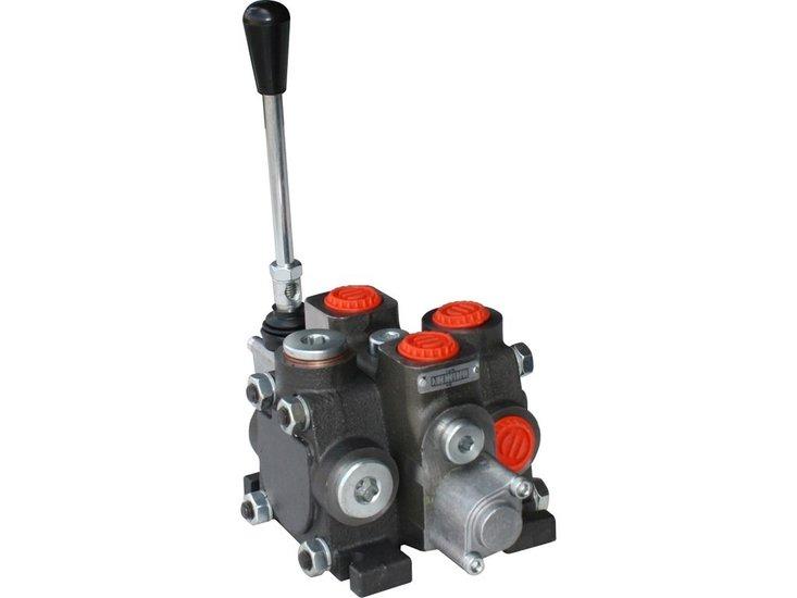 """Afbeelding van Hydropack PC70 stuurventiel 1/2"""" BSP, 80l/min"""