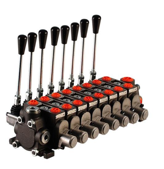 """Afbeelding van Hydropack 8PC70 stuurventiel 1/2"""" BSP, 80l/min"""
