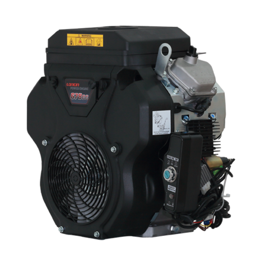 Afbeelding van PTM680 professional V-twin alternator as