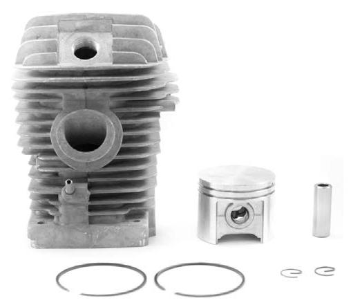 Afbeelding van Complete cilinder set 42,5mm passend voor Stihl