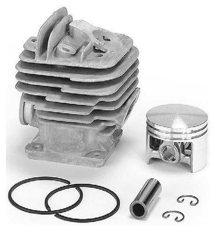 Afbeelding van Complete cilinder set 44mm passend voor Stihl