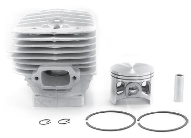Afbeelding van Complete cilinder set 52mm passend voor Stihl
