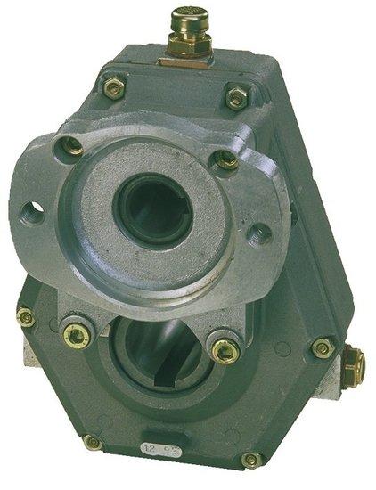 Afbeelding van PTM 1:3 vertragingskast voor MHR / OMR / OMP Danfoss hydromotoren
