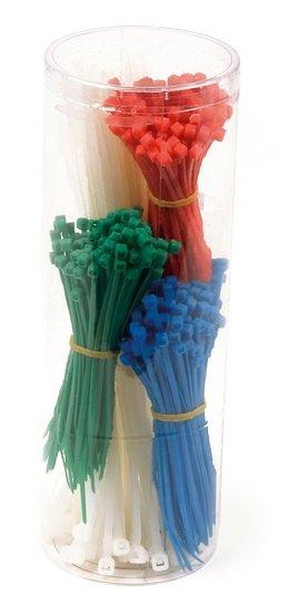 Afbeelding van Assortiment 400 kabelbinders