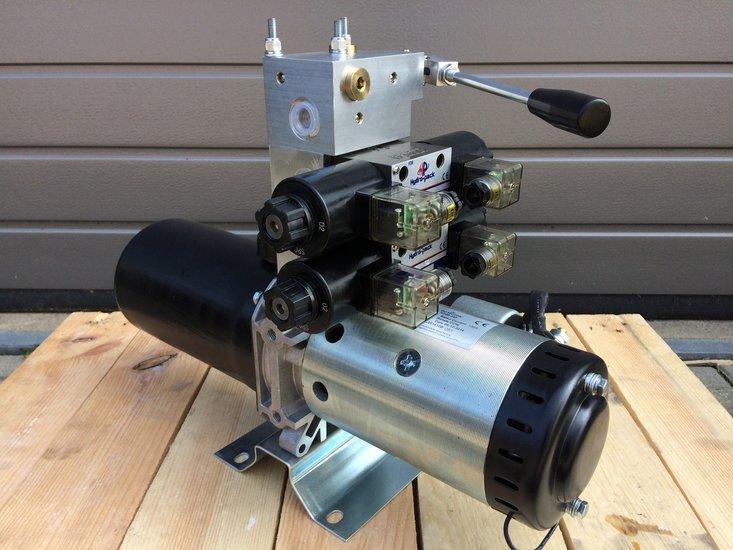 Afbeelding van PTM mini powerpack 2,2KW, 12/24V