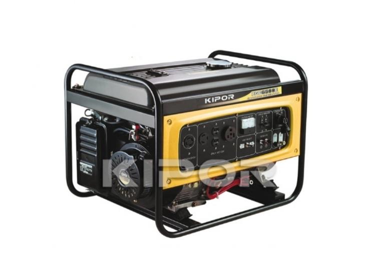 Afbeelding van Kipor KGE6500E benzine Generator