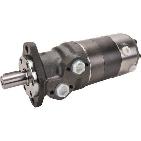 Afbeelding van M&S hydraulische motor met rem B/(O)MR serie 200cc