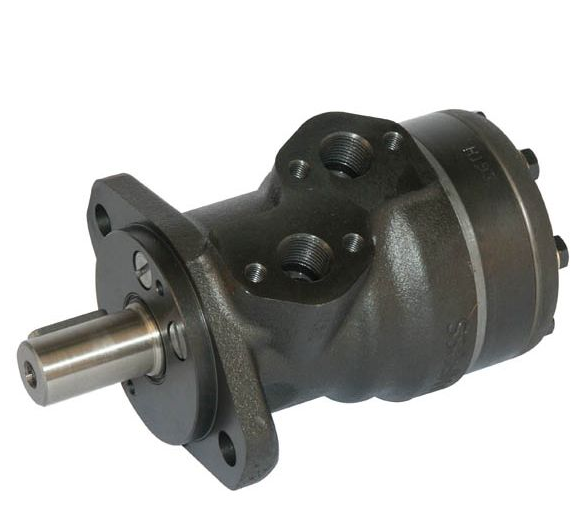Afbeelding van M&S hydraulische motor met tacho aansluiting (O)MRDT serie 160cc
