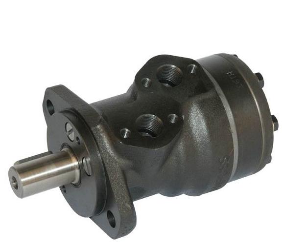 Afbeelding van M&S hydraulische motor met tacho aansluiting (O)MRDT serie 200cc