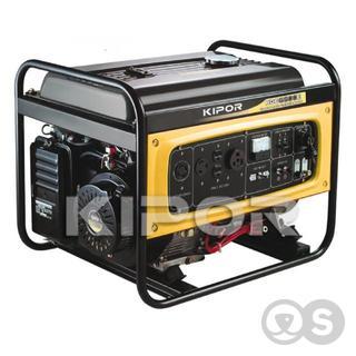 Afbeelding van Kipor KGE6500E3 benzine Generator
