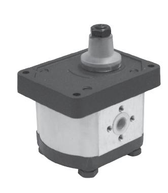 Afbeelding van hydraulische motor MR serie 16cc