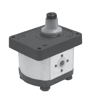 Afbeelding van hydraulische motor MR serie 25cc