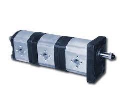 Afbeelding van Hydropack triple hydrauliek tandwielpomp groep 2
