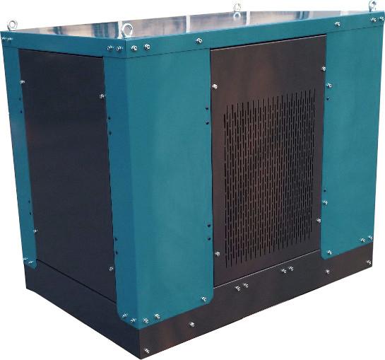 Afbeelding van Silent hydrauliek powerpack met 25kW dieselmotor