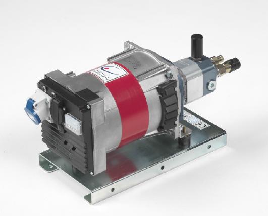 Afbeelding van HG5000 hydraulische generator, 5KVA
