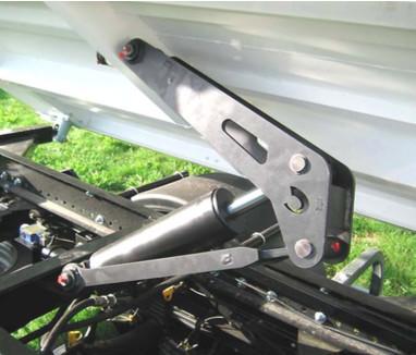 Afbeelding van Hydraulisch schaar kipper systeem 4 Ton