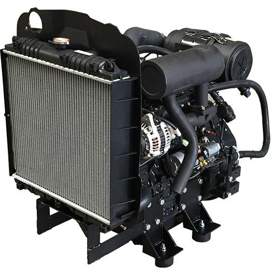 Afbeelding van Hydrauliek powerpack 25kW dieselmotor