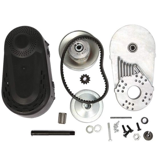 Afbeelding van Variomatic koppeling met tandwiel en 25,4 mm as voor alle Honda/PTM motoren tot 18pk