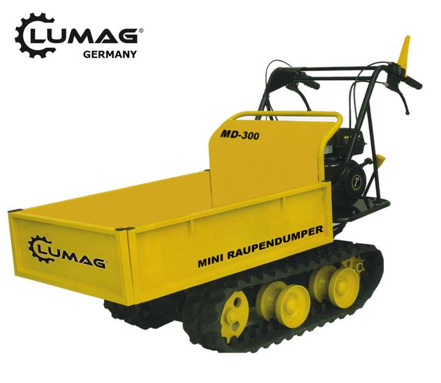 Afbeelding van Mini Rups Dumper MD300