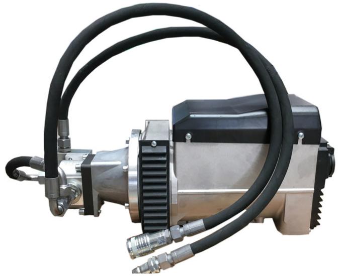 Afbeelding van PTM hydrauliek stroomgenerator 8KVA 230V