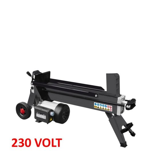 Afbeelding van Lumag kloofmachine / houtklover, 5 ton, HOS5