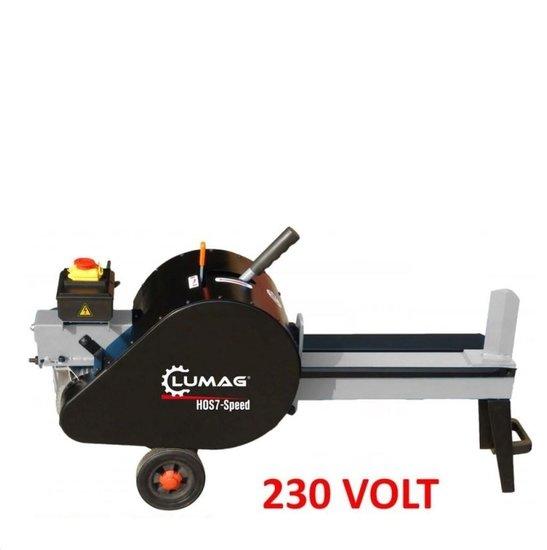 Afbeelding van Lumag kloofmachine / houtklover, 7 ton, HOS7-SPEED