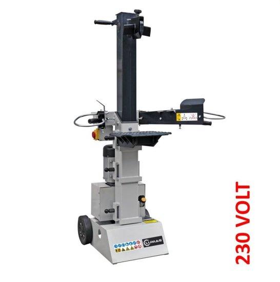 Afbeelding van Lumag kloofmachine / houtklover, 8 ton, HOS8A