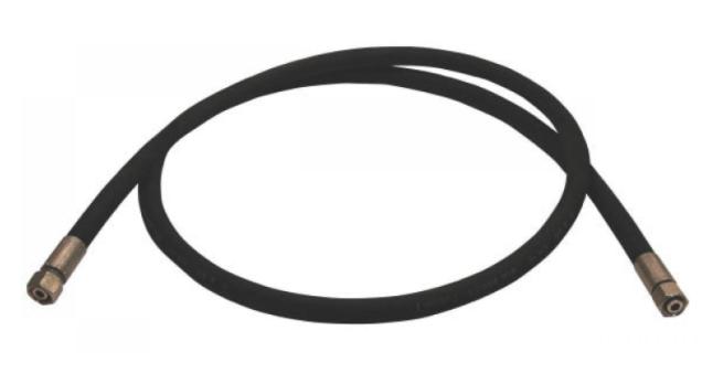 Afbeelding van 1/2 hydrauliekslang 1000mm 15L
