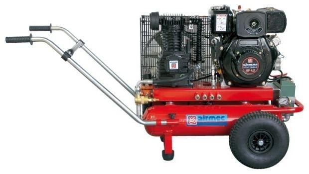 Afbeelding van Compressor 520l/min.