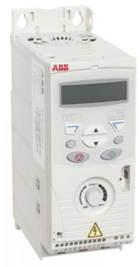 Afbeelding van ABB Frequentieregelaar 0,37kW, 1,2A, 3-fase