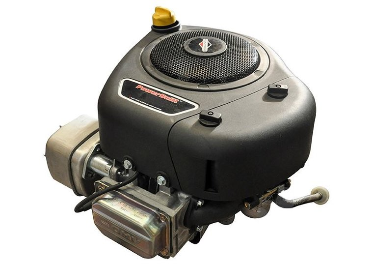 Afbeelding van Briggs & Stratton 12,5 pk E-start benzinemotor met krukas 25,4 mm x 80 mm