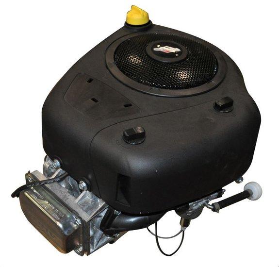 Afbeelding van Briggs & Stratton 18,5 pk E-start benzinemotor met krukas 25,4 mm x 80 mm