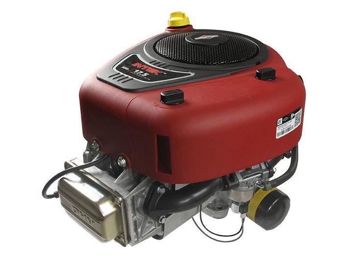 Afbeelding van Briggs & Stratton 17,5 pk E-start benzinemotor met krukas 25,4 mm x 80 mm