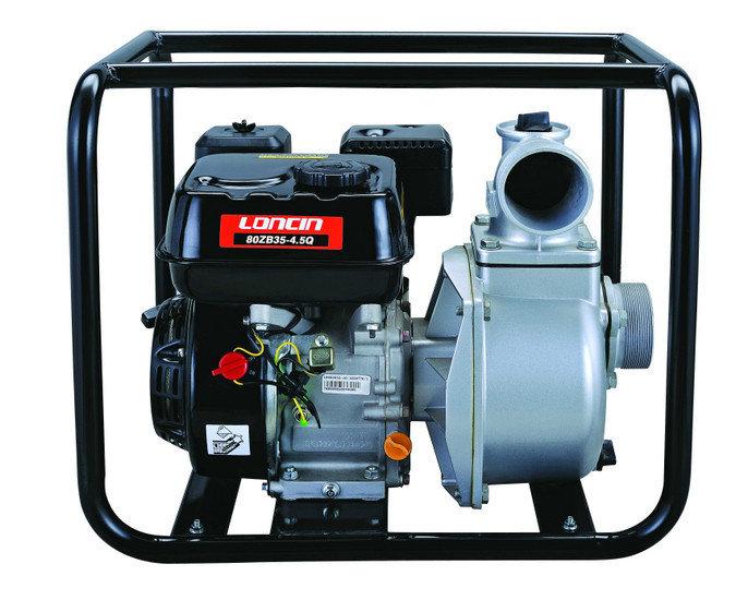 Afbeelding van PTM Hoge capaciteit waterpomp met benzinemotor 60.000 L/uur