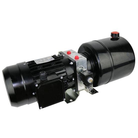 Afbeelding van Dock leveler / laadbrug 380V powerpack