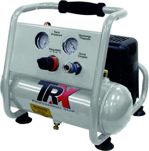 Afbeelding van PTM elektrische compressor 45l/min.