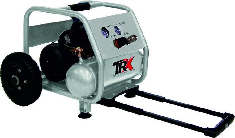 Afbeelding van PTM elektrische compressor 140l/min.