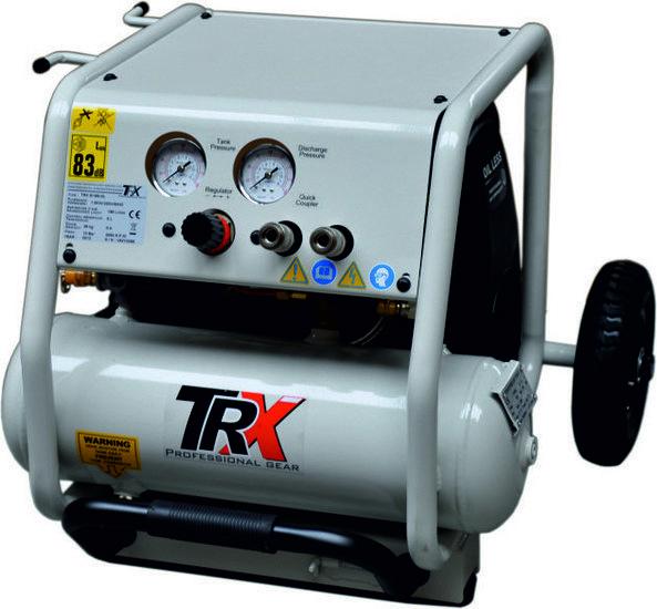 Afbeelding van PTM elektrische compressor 195l/min.