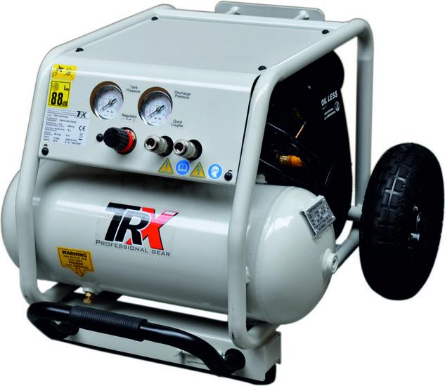 Afbeelding van PTM elektrische compressor 270l/min.