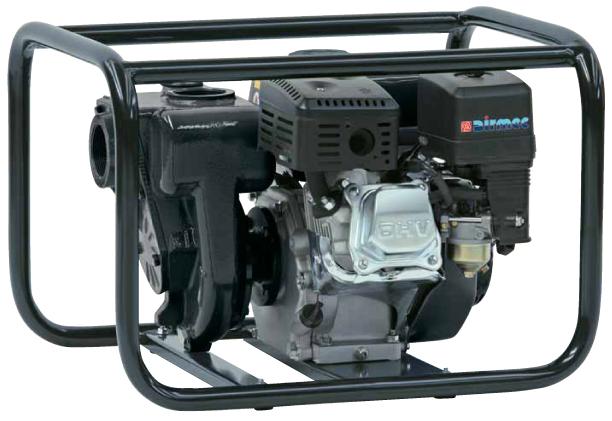 Afbeelding van PTM hoge capaciteit zelfaanzuigende waterpomp met benzinemotor 900 L/min