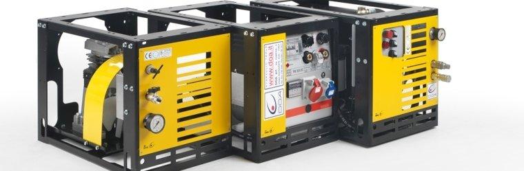 Afbeelding van PTM Trident hydrauliek module