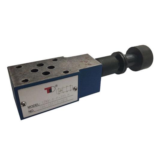 Afbeelding van NG6 Hydrauliek drukregelventiel in A