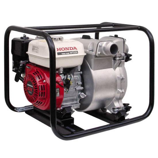 Afbeelding van Honda WT 20 X Benzine waterpomp 3 bar 42600 l/uur